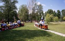 El parc de Can Mercader