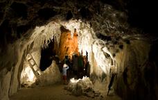 Visita a la Muntanya de Sal de Cardona
