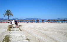 La gran badia de Palma, a cop de pedal
