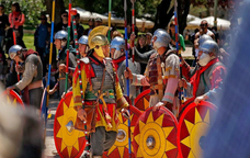 Legionaris a Tarraco Viva