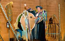 Espectacle de la Festa del Renaixement de Tortosa