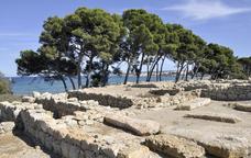 Visites teatralitzades a l'Emp�ries romana