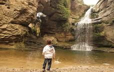 La roca Foradada, una cascada de contes de fades