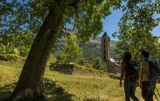 Senderisme a la vall de Boí