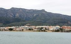 Sant Carles de la R�pita. Un pessic de mar i un de terra