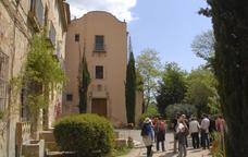 Puig Castellar i les ermites des de Sant Jeroni de la Murtra