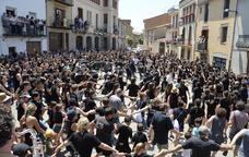 Festa de Sant Joan i els Elois a Prats de Lluçanès