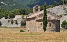 Ermita de Sant Miquel de Vilageriu