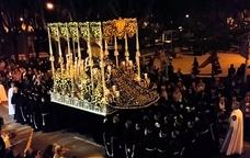 Processó de Setmana Santa a Mataró