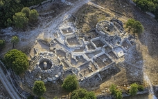 Zona central del jaciment arqueol�gic