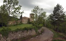 La Salga Aguda, el Montserrat del Bergued�