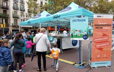 Els Jardinets de Gràcia tornaran a acollir tallers gratuïts, com ja van fer a l'edició anterior.