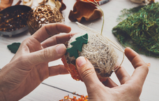 Els productes artesanals són els protagonistes de la Fira de Lloret