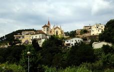 Pels turons de Torrelles de Llobregat