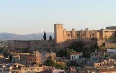 Passeig de les Fortificacions de Tortosa en marxa n�rdica