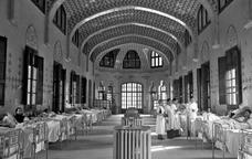 Un hospital en temps de guerra