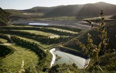 Visita el dipòsit controlat de la Vall d'en Joan