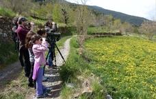 Ruta i observació d'ocells a la Vall de Siarb