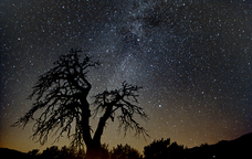 Observació de la Via Làctia