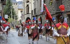 Processó dels Armats d'Esterri d'Àneu