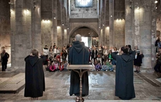Visita teatralitzada al monestir de Sant Pere de Galligants