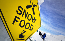 Snow Food: delícies sobre la neu