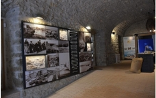 Interior de l'Alfolí de la Sal