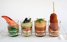 Taller d'aperitius creatius