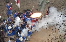 Commemoració derrota exèrcit borbònic a Arbúcies