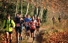 Corredors de la Marató de Muntanya de l'Ardenya