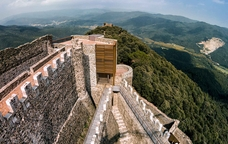 El castell de Montsoriu