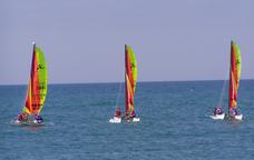 Excursions en catamarà a Vilanova i la Geltrú