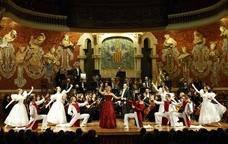 Strauss Festival Orchestra i Strauss Festival Dance Ensemble al Palau de la M�sica
