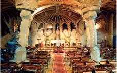 Cripta de la Col�nia G�ell