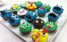 Apreneu a decorar 'cupcakes'