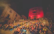 Concert a les escales de la Catedral de Girona