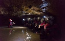Ruta d'aventura a la cova de l'Espluga de Francolí