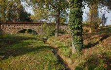 El parc del Torrent de Ferrussons i el parc del Pont de Can Vernet