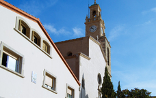 L'església de Sant Pere, un dels llocs que es visitaran