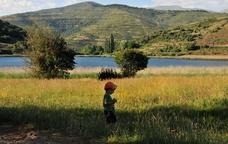 Pau i tranquil·litat a l'estany de Montcortès