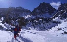 Rutes en raquetes al Parc Natural de l'Alt Pirineu