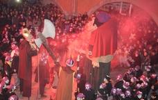 La festa de carnaval de Torelló compta amb els gegants, entre d'altres activitats