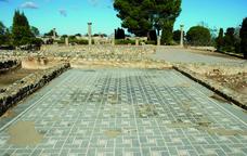 Criptopòrtic de la Domus dels mosaics