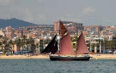 Sortim al mar a bord del quetx 'Ciutat de Badalona'
