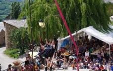 Escenari del festival MUDA