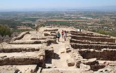 El Puntal dels Llops, un fort� ib�ric a la serra de la Calderona