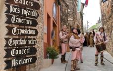 Hostalric, poble medieval per uns dies