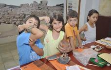 Activitats infantils al MNAT