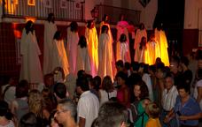 La pesta arriba a Arenys de Mar per les festes de Sant Roc
