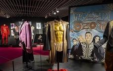 Part de la visita de L'armari d'en Lari i la moda masculina dels segles XVIII i XIX
